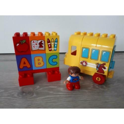 2 sets my first duplo