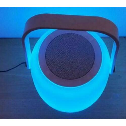 Speaker met led licht luidspreker muziek box Bluetooth box