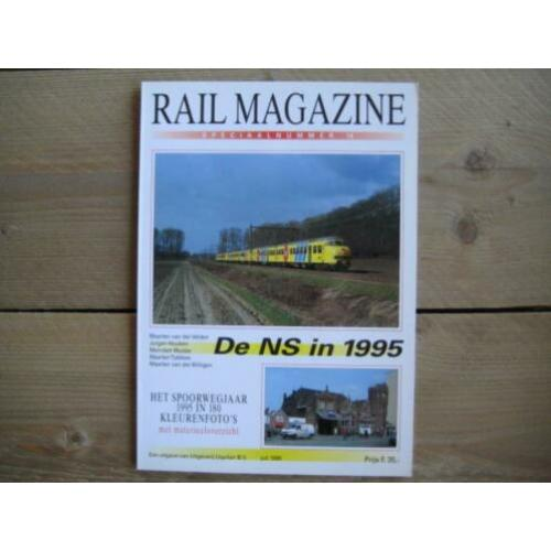 Railmagazine special De NS in 1995