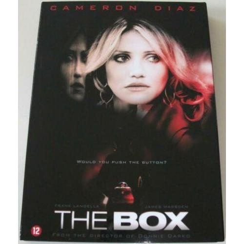 Dvd *** THE BOX *** Would you push the button?